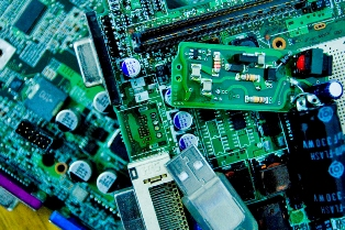 Electronic Components And Supplies Industry