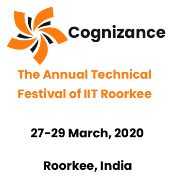 Cognizance - The Annual Technical Festival of IIT Roorkee
