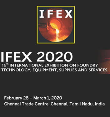 International Exhibition on Foundry Technology, Equipment, Supplies, Services
