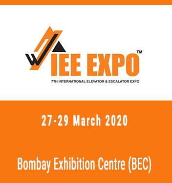 International Elevator and Escalator Expo Mumbai -2020